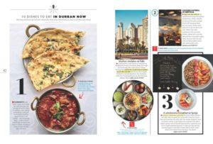 Taste magazine Durban