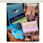 Books by Daryl and Sharna Balfour. Screen shot.