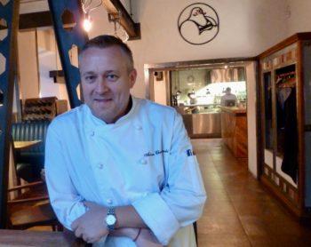 Chef Adam Chrząstowski