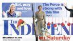 Cravings in Saturday Independent.