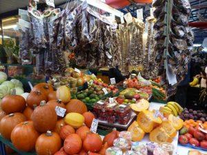 Stary Kleparz market Krakow.