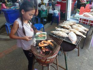 Chiangmai Saturday night street food