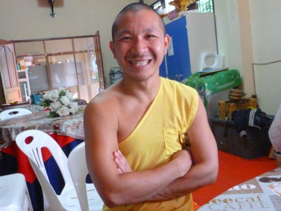 Monk chat Chiangmai
