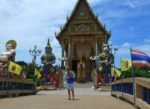 Wat Plai Laem Koh Samui