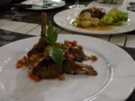 Suay restaurant lamb