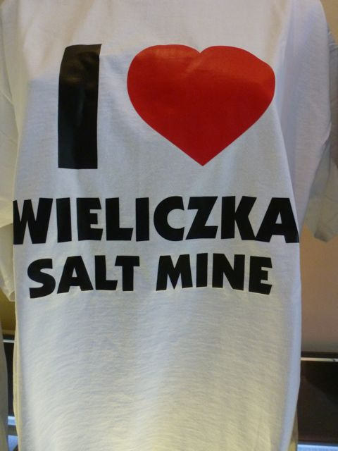 Wieliczka Salt Mine Poland
