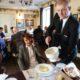 Dwor Sierakow dining.