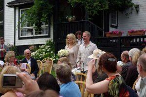 Wedding Thetis bride.