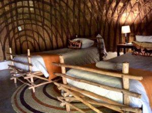 Beehive hut Mlilwane