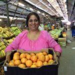 Early Morning Trader Romila Chetty