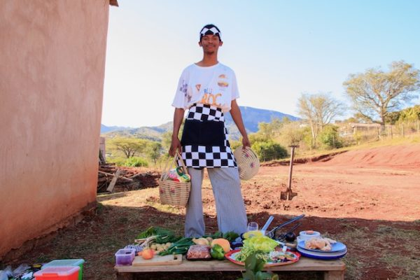 Chef Khumalo